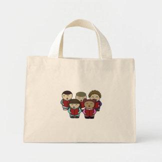 O coro das crianças bolsas para compras