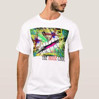 O coro do ruído camiseta