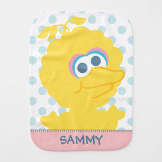 O corpo grande do bebê do pássaro | adiciona seu paninho para bebês