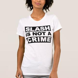 O corte não é um T das senhoras do crime Tshirts