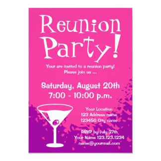 O costume dos convites de festas | da reunião