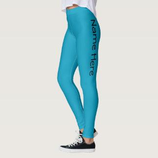 O costume personalizado elabora o Gym de Legging