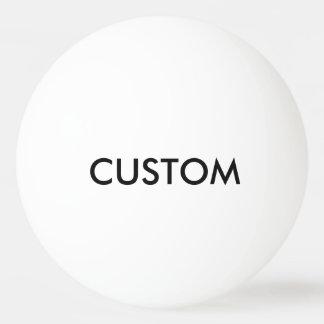 O costume personalizou o modelo do vazio da bola