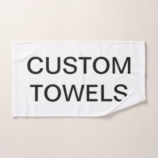 O costume personalizou o modelo do vazio de toalha