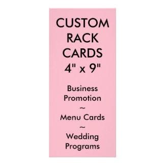 O costume personalizou o modelo do vazio do cartão