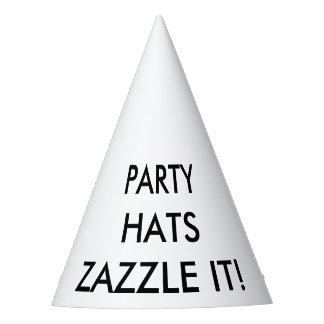 O costume personalizou o modelo do vazio do chapéu