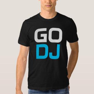 O couture do rap VAI DJT-camisa T-shirt