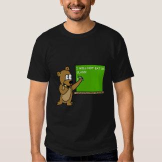 O Crackups animal de Shonda que biscoito Tshirt