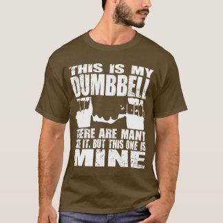 O credo do elevador - camisa do Dumbbell
