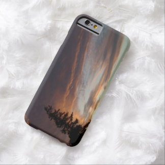 "O ""crepúsculo cai"" caso de Smartphone Capa Barely There Para iPhone 6"