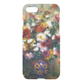 O crisântemo floresce belas artes de Renoir Capa iPhone 7