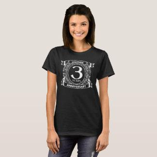 ó crista afligida do aniversário de casamento camiseta