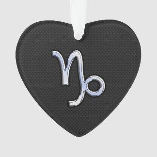 O cromo gosta do símbolo do zodíaco do Capricórnio