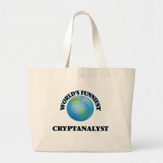 O Cryptanalyst o mais engraçado do mundo Bolsa Para Compras