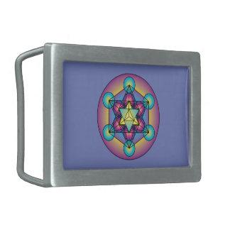 O cubo Merkaba de Metatron