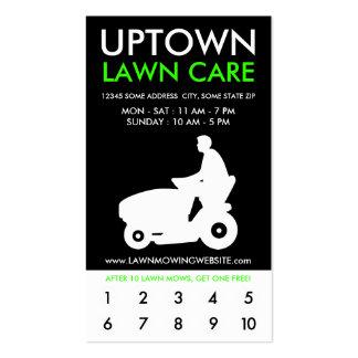 o cuidado da parte alta da cidade do gramado recom cartão de visita