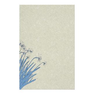 O Daffodil floresce artigos de papelaria
