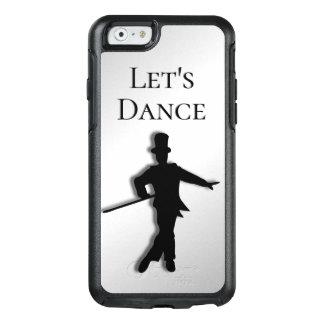 O dançarino de torneira deixou-nos dançar