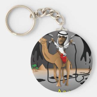 O de Arábia Chaveiros