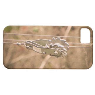 O der de Zaun hinteren o vierzig Capa Para iPhone 5