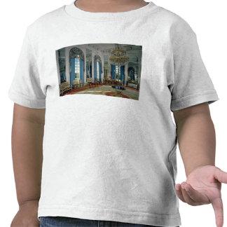 O DES Glaces do salão de beleza (a sala dos Camisetas