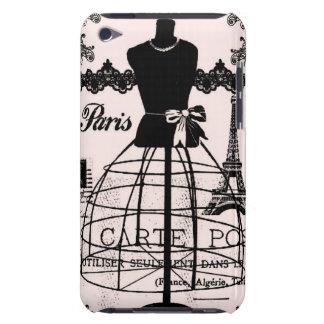 O desenhista feminino inspirou Paris Capa Para iPod Touch