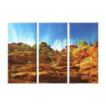 O deserto arrasta Sedona Impressão Em Tela Canvas