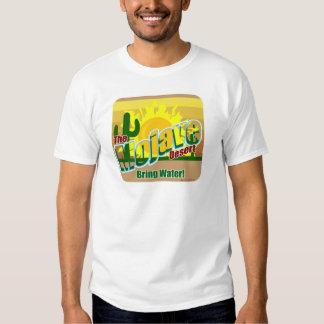 O deserto de Mojave Camisetas
