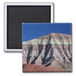 O deserto pintado imãs
