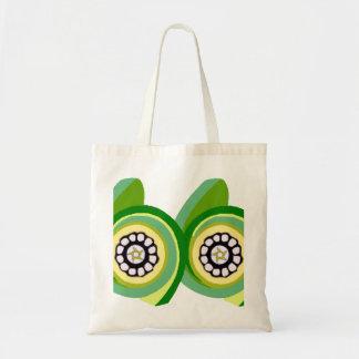 O design da arte do redemoinho do abstrato do bolsas para compras