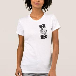 O design das mulheres 808 de Ainofea Camisetas