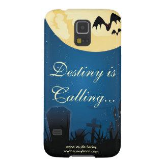 O destino é capa de telefone de Chamar-Samsung S5 Capinhas Galaxy S5