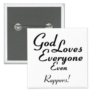 O deus ama rapperes boton
