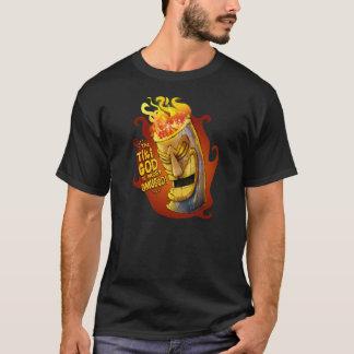 O deus de Tiki é a maioria de camisa divertida