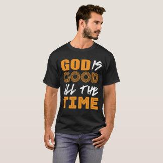 O deus é boa todo o tempo camisa