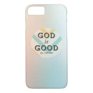 O deus é boas todo o tempo capas de iphone