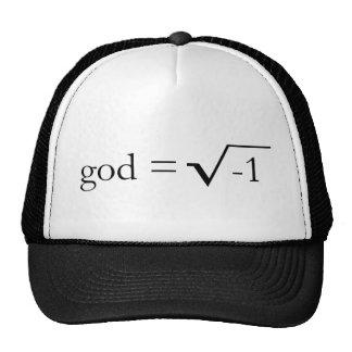 O deus é imaginário boné