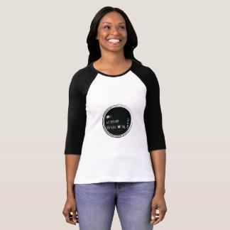 """O """"deus está dentro dela que não falhará"""" salmos camiseta"""