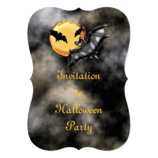 O Dia das Bruxas #2 Convite 12.7 X 17.78cm