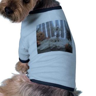 O Dia das Bruxas Camiseta Para Cães