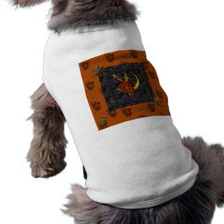 O Dia das Bruxas Roupas Para Cães