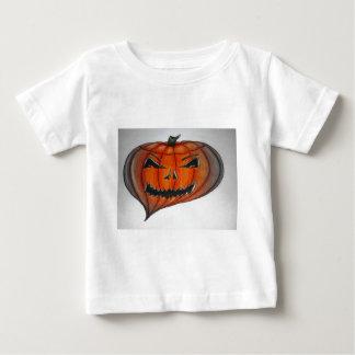 O Dia das Bruxas Camiseta Para Bebê