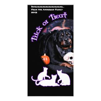 O Dia das Bruxas - Rottweiler - máximos Cartoes Com Fotos