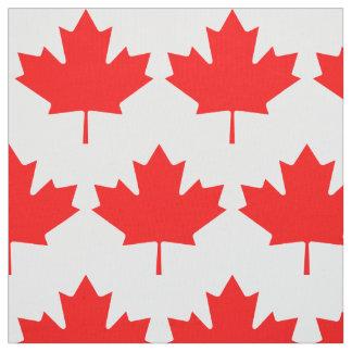 O dia de Canadá projetou excepcionalmente o tecido