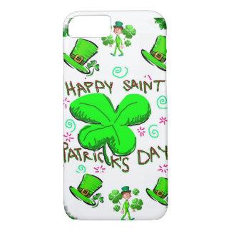 O dia de St Patrick das capas de iphone