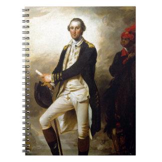 O Dia do presidente: George Washington Cadernos