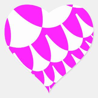 O dia dos namorados escala etiquetas do coração