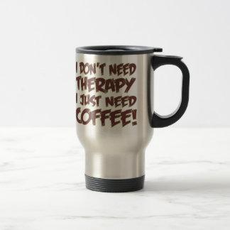 """O dia inteiro: Caneca de viagem do """"café"""""""