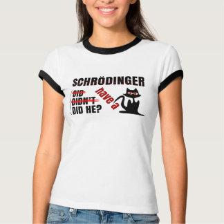 O Dillema de Schrodinger T-shirts