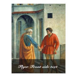 O dinheiro do tributo por Masaccio a melhor quali Panfletos